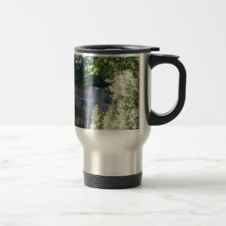 Beautiful Waterfall Travel Mug