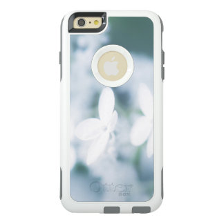 Beautiful white blossoms OtterBox iPhone 6/6s plus case