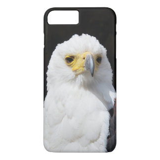 Beautiful white eagle portrait iPhone 7 plus case