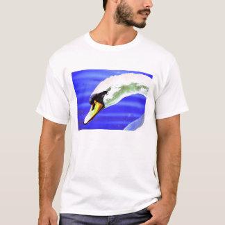 Beautiful White Swan T-Shirt