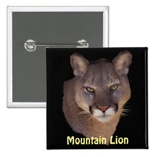 Beautiful Wildlife Design for Animal-lovers Pinback Button