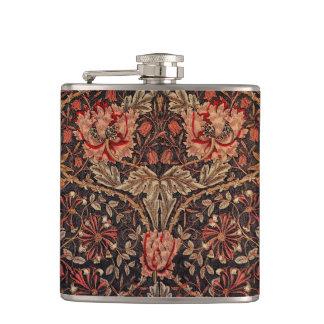 Beautiful William Morris Honeysuckle Flask