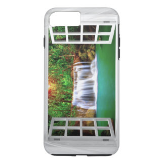 (beautiful window view) iPhone 8 plus/7 plus case