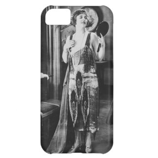 Beautiful Woman Flapper Dress 1920s Case For iPhone 5C