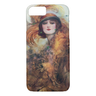 Beautiful Woman Vintage Cases