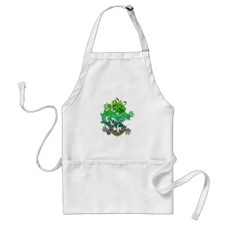 Beautiful Year of the Dragon Gifts Standard Apron