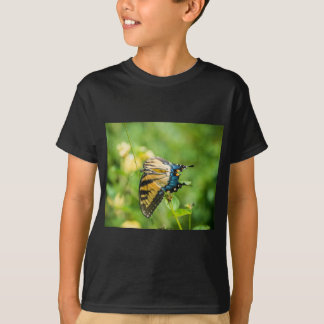 Beautiful Yellow Butterfly T-Shirt