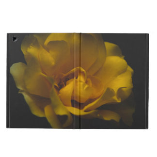 Beautiful yellow rose cover for iPad air