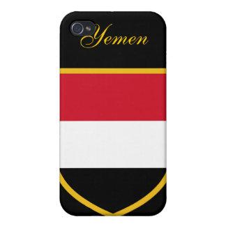 Beautiful Yemen Flag Covers For iPhone 4