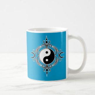 Beautiful Yin Yang Tshirt or Product Coffee Mug