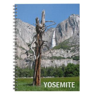 Beautiful Yosemite Notebook! Notebook