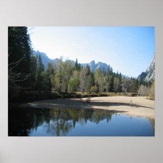 Beautiful Yosemite Print