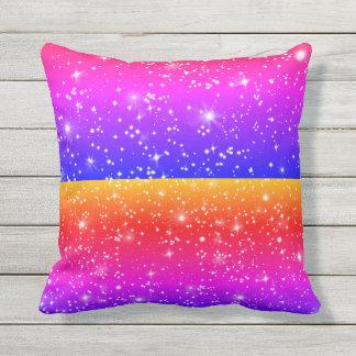 Beautiful Zodiac Stars Colorful Pillows