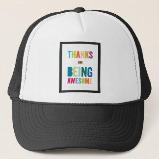 Beautifull Cup Trucker Hat