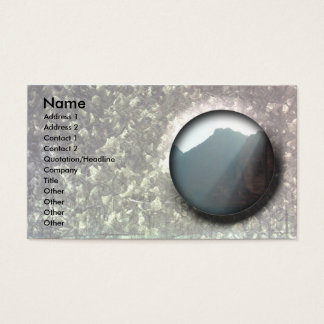 Beautifull customizable business card galvanize