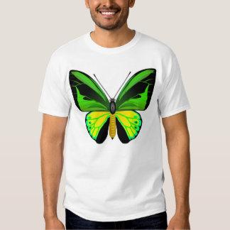 Beautifull Ornithoptera butterfly Shirts