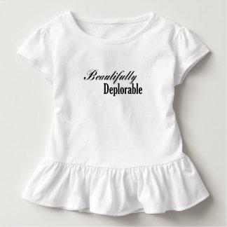 Beautifully Deplorable Toddler Toddler T-shirt