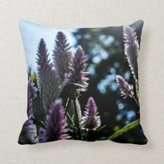 Beautifully Floral Throw Pillows