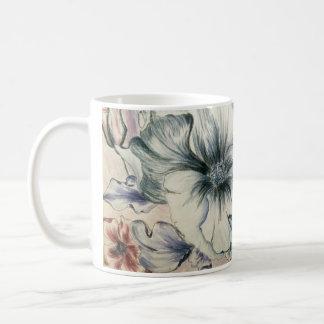 Beautifully Flowery Mug