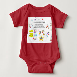 beautifully inpired poems for babies baby bodysuit