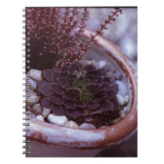 Beautilful 35mm FIlm Photo Spiral Notebook