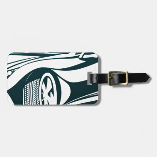 Beauty and aesthetic.png luggage tag
