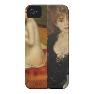 Beauty and Art can do everything iPhone 4 Case-Mate Case