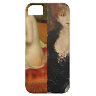 Beauty and Art can do everything iPhone 5 Cover