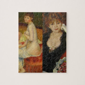 Beauty and Art can do everything Jigsaw Puzzle