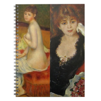 Beauty and Art can do everything Notebook