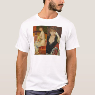 Beauty and Art can do everything T-Shirt