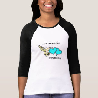 Beauty and Dysautonomia T-Shirt