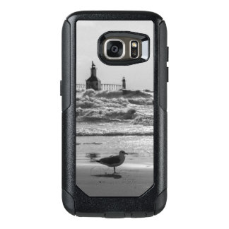 Beauty And Force Grayscale OtterBox Samsung Galaxy S7 Case