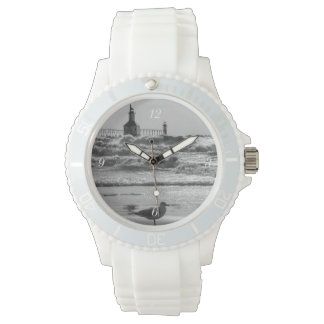 Beauty And Force Grayscale Watch