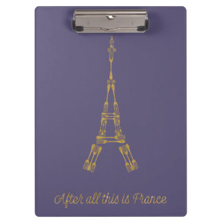 Beauty and the Beast | After All This Is France Clipboard