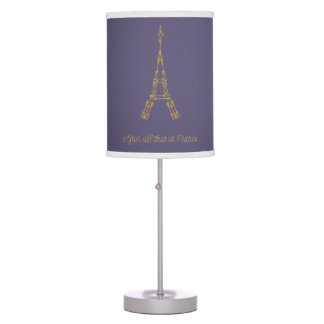 Beauty and the Beast | After All This Is France Desk Lamp