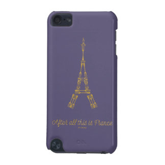 Beauty and the Beast | After All This Is France iPod Touch 5G Cover