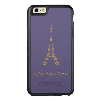 Beauty and the Beast | After All This Is France OtterBox iPhone 6/6s Plus Case