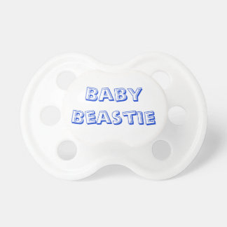Beauty and The Beast Baby Pacifiers