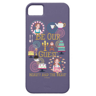 Beauty And The Beast | Be Our Guest iPhone 5 Covers