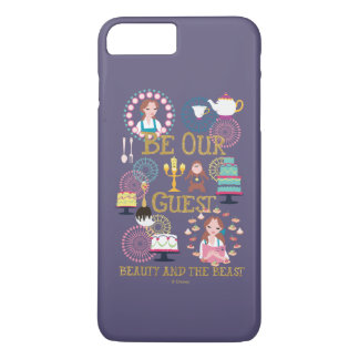 Beauty And The Beast | Be Our Guest iPhone 7 Plus Case
