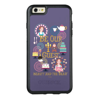 Beauty And The Beast | Be Our Guest OtterBox iPhone 6/6s Plus Case