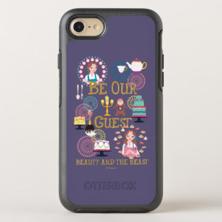 Beauty And The Beast | Be Our Guest OtterBox Symmetry iPhone 7 Case