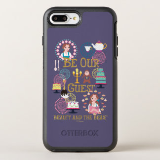 Beauty And The Beast | Be Our Guest OtterBox Symmetry iPhone 7 Plus Case