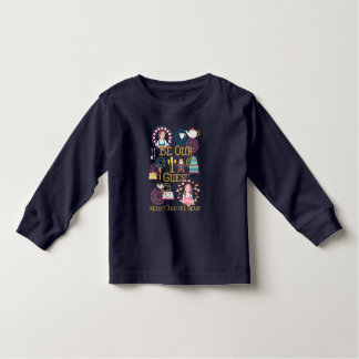 Beauty And The Beast | Be Our Guest Toddler T-shirt