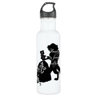 Beauty And The Beast | Beauty is Found Within 710 Ml Water Bottle
