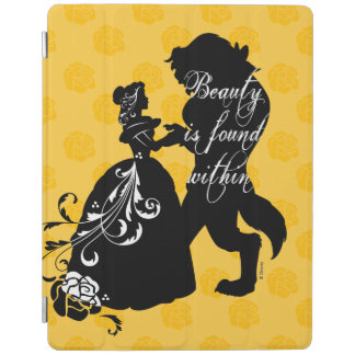 Beauty And The Beast | Beauty is Found Within iPad Cover