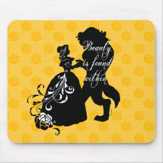 Beauty And The Beast | Beauty is Found Within Mouse Pad