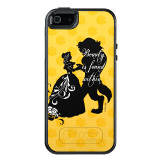 Beauty And The Beast | Beauty is Found Within OtterBox iPhone 5/5s/SE Case