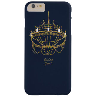 Beauty and the Beast | Chandelier - Be Our Guest Barely There iPhone 6 Plus Case